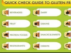 Guide to Gluten Free Foods  Screenshot