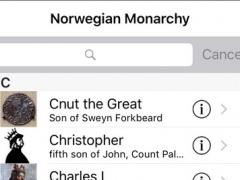 Guide to Norwegian Monarchs 10.0 Screenshot
