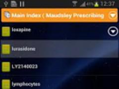 Guidelines in Psychiatry 6.0.0 Screenshot