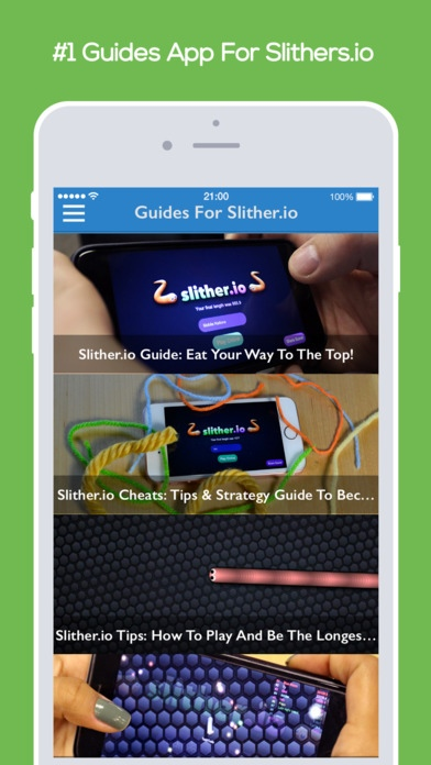 Guides For Slither io - Mods, Skins, Free Download