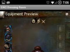 Guild Wars 2 Dressing Room 1.2 Screenshot