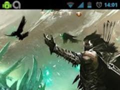 Guild Wars 2 Go Launcher Theme 1.0 Screenshot