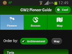 Guild Wars 2 Pioneer & Bosses 1.0 Screenshot