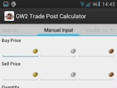 Guild Wars 2 TP Calculator 2.63 Screenshot