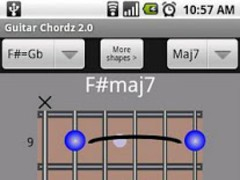 Guitar Chordz 2.0 Advance 2.1 Screenshot