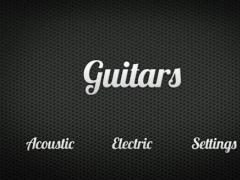 Guitars HD 1.0.0 Screenshot