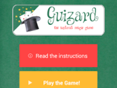 GUIzard - Magic Game 2.1 Screenshot