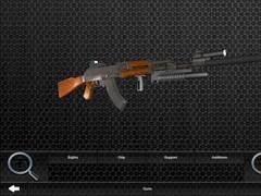 Gun Builder Pro 3D 1.0 Screenshot