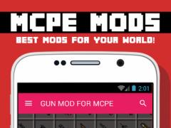 GUN MODS FOR MCPE 1 0 2 Free Download