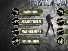 Gun Sim Club Free 10.0 Screenshot
