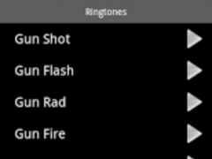 Gun Sound Effects 1.3 Screenshot
