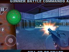 Gunner Battle Commando Attack 1.3 Screenshot