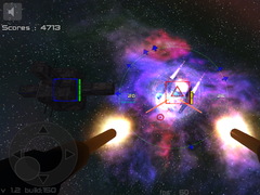 Gunner FreeSpace Defender Lite 1.7.6 Screenshot