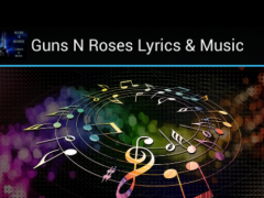 Guns N Roses Lyrics & Music 1.0 Screenshot