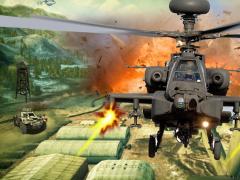 Gunship Air Helicopter War 3D 1.0 Screenshot