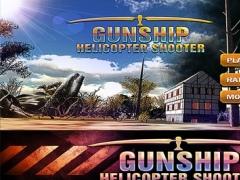 Gunship Helicopter Shooter 3D 1.1 Screenshot