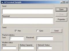 GuruxTerminal 5.1.0.60 Screenshot