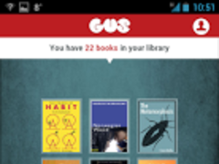 Gus - Book Recommendations 2.0.1 Screenshot