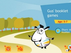 Gus booklet games for kids 7 to 9 : Summer activities 1.0.3 Screenshot