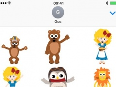 Gus on the Go: Stickers Volume 1 1.0 Screenshot