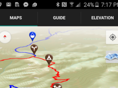 Guthook's PCT Guide 6.0.19 Screenshot