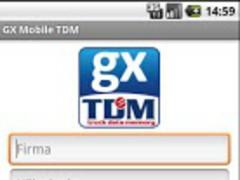 GX MobileTDM 2.3 Screenshot