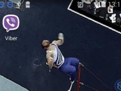 Gymnastics Live Wallpaper. 1.00 Screenshot