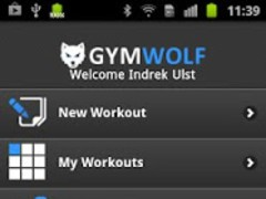 Gymwolf Workout Tracker 2.0.33 Screenshot