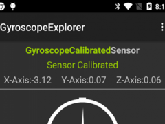 Gyroscope Explorer 1.5.1 Screenshot