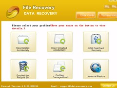 H-Data Partition Recovery Software Free Download 4.6.00.000154 Screenshot