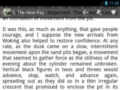 H.G. Wells - War of the Worlds 1.0 Screenshot