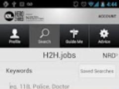 H2H.jobs 1.4 Screenshot