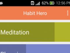 Habit Hero 1.0 Screenshot