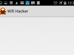 Hack Wifi Password 2016(PRANK) 6.8 Screenshot