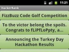 HackerRank 2.0 Screenshot