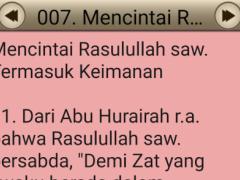Hadith Sahih Al Bukhari Malay 1.0 Screenshot