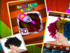 Hair Color Makeover 1.0 Screenshot