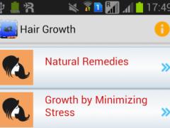 Hair Growth 1.0 Screenshot