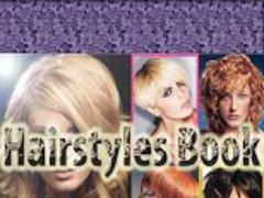 Hair Styles Book Pro 2.7 Screenshot
