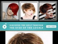 Hair Styles Book 3.1 Screenshot