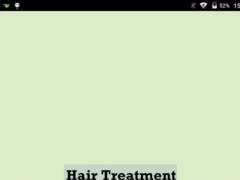 Hair Treatment/Spa VIDEOs 1.0 Screenshot