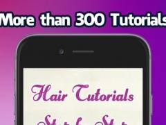 Hair Tutorials 2015 Step by Step 2.0 Screenshot
