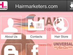 Hairmarketers.com 1.0 Screenshot