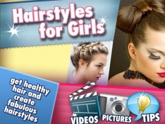 Hairstyles for Girls - Free 1.8 Screenshot
