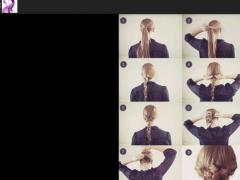 Hairstyles haircut & tutorials 5.0 Screenshot