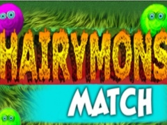 Hairy Mons - FREE Cloro Match Connect Puzzle Pipe Fun Game 2.4.1 Screenshot