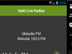 Haiti Live Radios 1.0 Screenshot