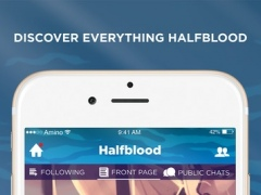 Halfblood Amino for Percy Jackson 1.6.16 Screenshot