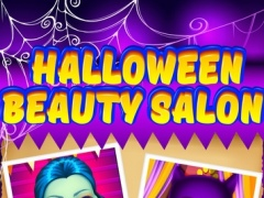 Halloween Beauty Salon - Makeup, Makeover, Dressup and Spa Story 1.2 Screenshot