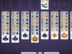 Halloween Freecell Solitaire 1.0 Screenshot